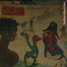 Cómics: REVISTA RICO TIPO DIVITO Nº 464 ARGENTINA AGOSTO 1953. Lote 133913654