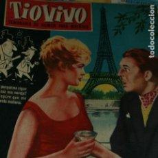 Cómics: TIO VIVO SEMANARIO DE HUMOR BRIGITTE BARDOT 1960. Lote 133914754