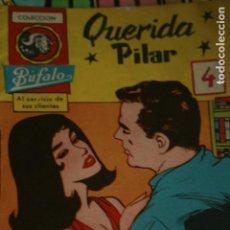 Cómics: COLECCION BUFALO Nº 4 TORAY 1961. Lote 133915262