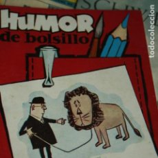 Cómics: HUMOR DE BOLSILLO CHISTES HISPANO AMERICANA . Lote 133915826
