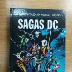 Cómics: ODISEA COSMICA / INVASION (DC COMICS NOVELAS GRAFICAS - SAGAS DC #2) (ECC-SALVAT). Lote 133964094