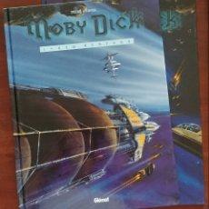Comics : MOBY DICK PECAUD PAHEK GLÉNAT 2 VOLÚMENES COMPLETA. Lote 133969857