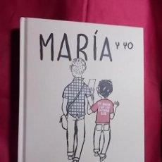 Cómics: MARIA Y YO. MARIA GALLARDO & MIGUEL GALLARDO. EDITORIAL ASTIBERRI . Lote 133974554