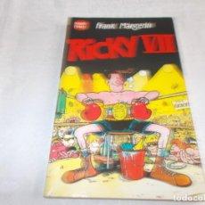 Cómics: RICKY VII FRANK MARGERIN. Lote 133976210
