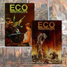 Cómics: ECO WARRIORS COMPLETA 2 TOMOS - ED. 12 BIS - CARTONE - IMPECABLE - OFI15. Lote 134057010