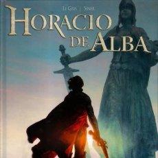 Cómics: HORACIO DE ALBA Nº 1 LA REPUBLICA DE PUNDONOR - ED. 12 BIS - CARTONE - IMPECABLE - OFI15. Lote 134057050