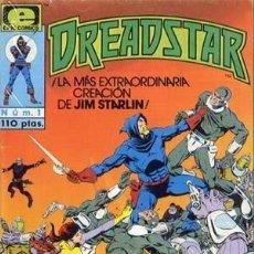 Cómics: DREADSTAR 1ª. COLECCION COMPLETA DE 18 NUMEROS. Lote 134112258