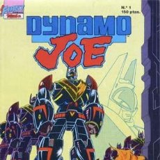 Cómics: DYNAMO JOE. COLECCION COMPLETA DE 16 NUMEROS. Lote 134113022