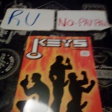 Cómics: KEYS 1.5 CONTACT DAVID CANTERO TEMÁTICA GAY. Lote 134129833