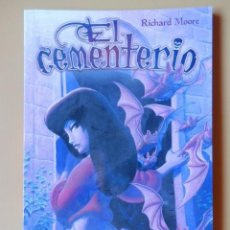 Cómics: EL CEMENTERIO. VOL. 1. COLECCIÓN MADE IN HELL, 16 - RICHARD MOORE. Lote 134254202