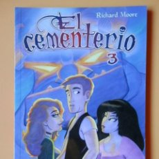 Cómics: EL CEMENTERIO. VOL. 3. COLECCIÓN MADE IN HELL, 68 - RICHARD MOORE. Lote 134254210