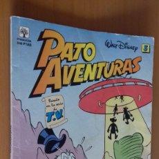 Cómics: COMIC PATOAVENTURAS DISNEY EDITORIAL PRIMAVERA. Lote 134319374