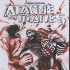 Cómics: MANGA: ATAQUE A LOS TITANES. VOL. 11. Lote 134365839