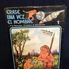 Cómics: ENCICLOPEDIA DE ERASE UNA VEZ EL HOMBRE DEL 78,COMPLETO. Lote 134438470