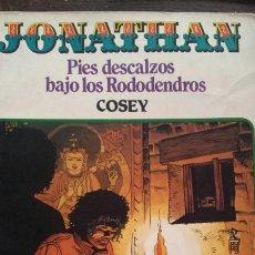 Cómics: JONATHAN PIES DESCALZOS BAJO LOS RODODENDROS. Lote 134555873