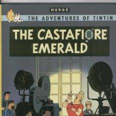 Cómics: TINTIN: THE CASTAFIORE EMERALD. Lote 134570622