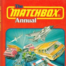 Cómics: THE MATCHBOX ANNUAL.ORIGINAL TAPA DURA.. Lote 134708014