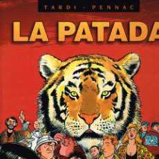 Cómics: LA PATADA. TARDI.NORMA EDITORIAL.. Lote 134713910