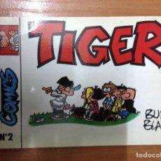 Cómics: STRIP COMICS NUMERO , TIGER. Lote 134715226