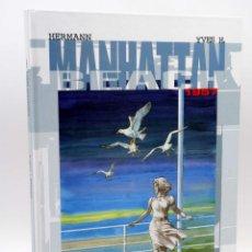 Comics: MANHATTAN BEACH 1957 (HERMANN / YVES H.) DOLMEN, 2003. OFRT ANTES 12E. Lote 220136625