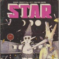Cómics: STAR Nº 37.. Lote 134727309