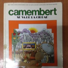 Cómics: LIBRO LECTURA EDICIONES ALTEA CAMEMBERT. Lote 134870847
