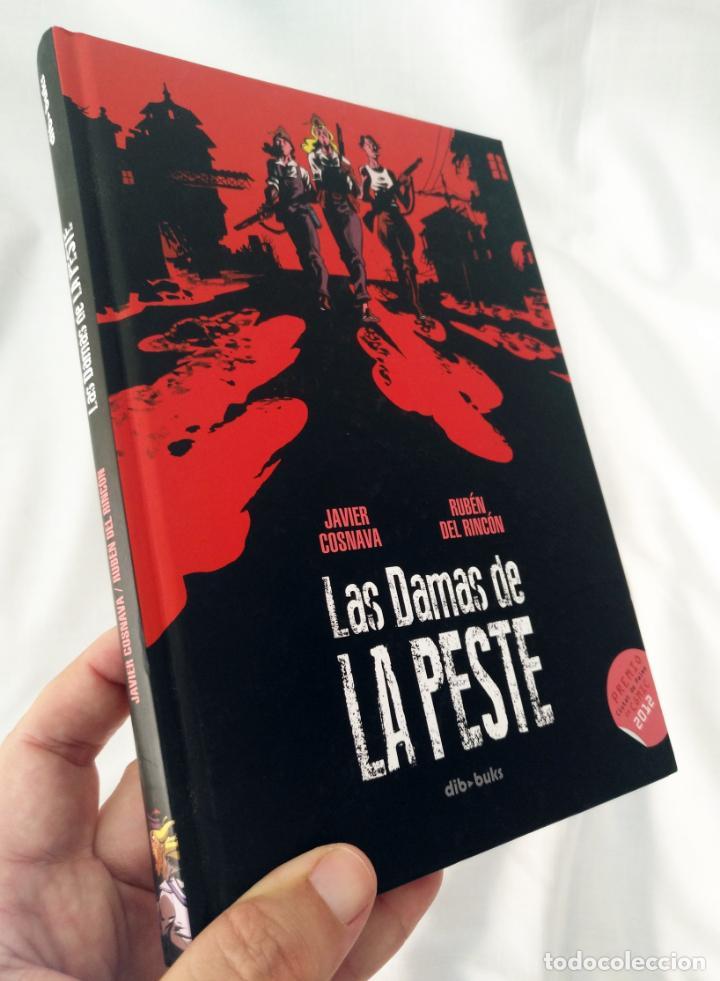 LAS DAMAS DE LA PESTE - DIB BCKS - 2014 - JAVIER COSNAVA Y RUBEN DEL RINCON (Tebeos y Comics - Comics otras Editoriales Actuales)
