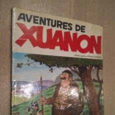 Cómics: AVENTURES DE XUANON 1980 . Lote 135001474
