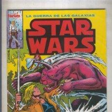 Cómics: LA GUERRA DE LAS GALAXIAS: STAR WARS NUMERO 08. Lote 135115169