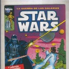 Cómics: LA GUERRA DE LAS GALAXIAS: STAR WARS NUMERO 14. Lote 135115549