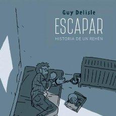 Cómics: ESCAPAR. HISTORIA DE UN REHEN (GUY DELISLE) ASTIBERRI - CARTONE - IMPECABLE - OFI15T. Lote 135115654