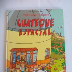 Cómics: THE COBI TROUPE. GUATEQUE ESPACIAL. POR JAVIER MARISCAL. PLAZA & JANES CIRCULO DE LECTORES1992. Lote 135145170