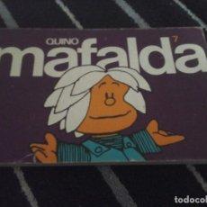 Cómics: QUINO, MAFALDA N. 7 LUMEN . Lote 135229026