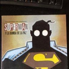 Cómics: SUPERMAN Y LA BOMBA DE LA PAZ. TEDDY KRISTIANSEN, NIELS SONDERGAARD, ED. ZINCO 1995. Lote 135338126