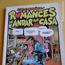 Cómics: ROMANCES DE ANDAR POR CASA. Lote 135467514