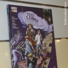 Comics : EL PAIS LIBRE UN RELATO DE LA CRUZADA DE LOS NIÑOS - ECC. Lote 135478550