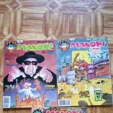 Cómics: LOTE MAKOKI . Lote 135501890