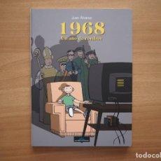 Cómics: 1968 UN AÑO DE ROMBOS - JUAN ÁLVAREZ - EDICIONS DE PONENT. Lote 139968348