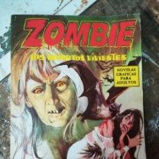 Cómics: ZOMBIE, LOS MUERTOS VIVIENTES. EDICIONES PETRONIO 1974. Lote 135593666