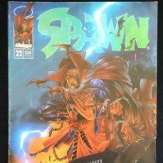 Cómics: SPAWN, NUMERO 22- IMAGE / WORLD COMICS - PLANETA. Lote 135681167