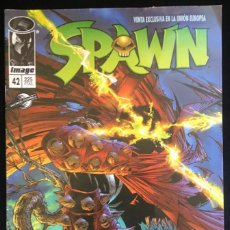 Cómics: SPAWN, NUMERO 42- IMAGE / WORLD COMICS - PLANETA. Lote 135681255