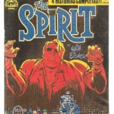 Cómics: THE SPIRIT. Nº. WILL EISNER. NORMA. (C/A57). Lote 135702687