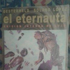 Cómics: EL ETERNAUTA: EDICIÓN INTEGRA DE LUJO: EDICIÓN VERTICAL-NO APAISADA-: OESTERHELD: RECORD: ARGENTINA. Lote 135728735