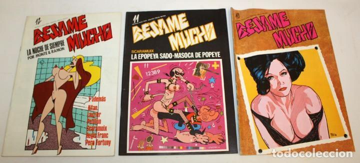 Cómics: BESAME MUCHO-COLECCIÓN COMPLETA-BUEN ESTADO. - Foto 4 - 135881398