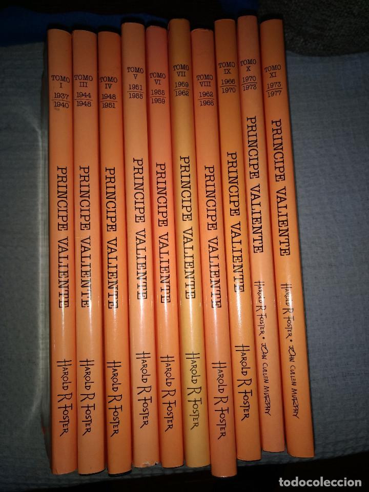 Cómics: PRÍNCIPE VALIENTE EDICIÓN HISTÓRICA 10 TOMOS EDICION HISTORICA - Foto 2 - 135950226