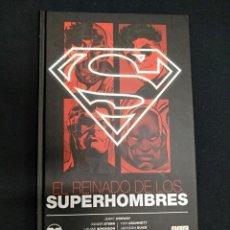 Fumetti: EL REINADO DE LOS SUPERHOMBRES - ECC. Lote 136019486