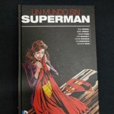 Fumetti: UN MUNDO SIN SUPERMAN - ECC. Lote 136019950