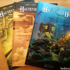 Cómics: HAUTEVILLE HOUSE. 3 NÚMEROS. Lote 136026158