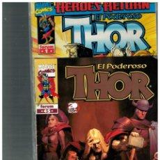 Comics: THOR VOL.3. COMPLETA 1 AL 45 + EXTRA ANUAL 2000. TOTAL 46 EJEMPLARES.FORUM,1999.. Lote 136069786