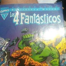 Cómics: LOS 4 FANTÁSTICOS NUMERO 1. Lote 136112181